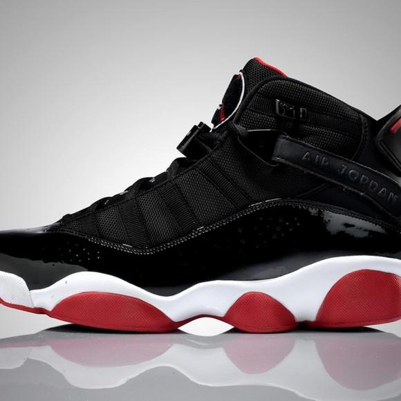 2a0c711992aa Jordan Other - Nike Air Jordan Six Rings TW